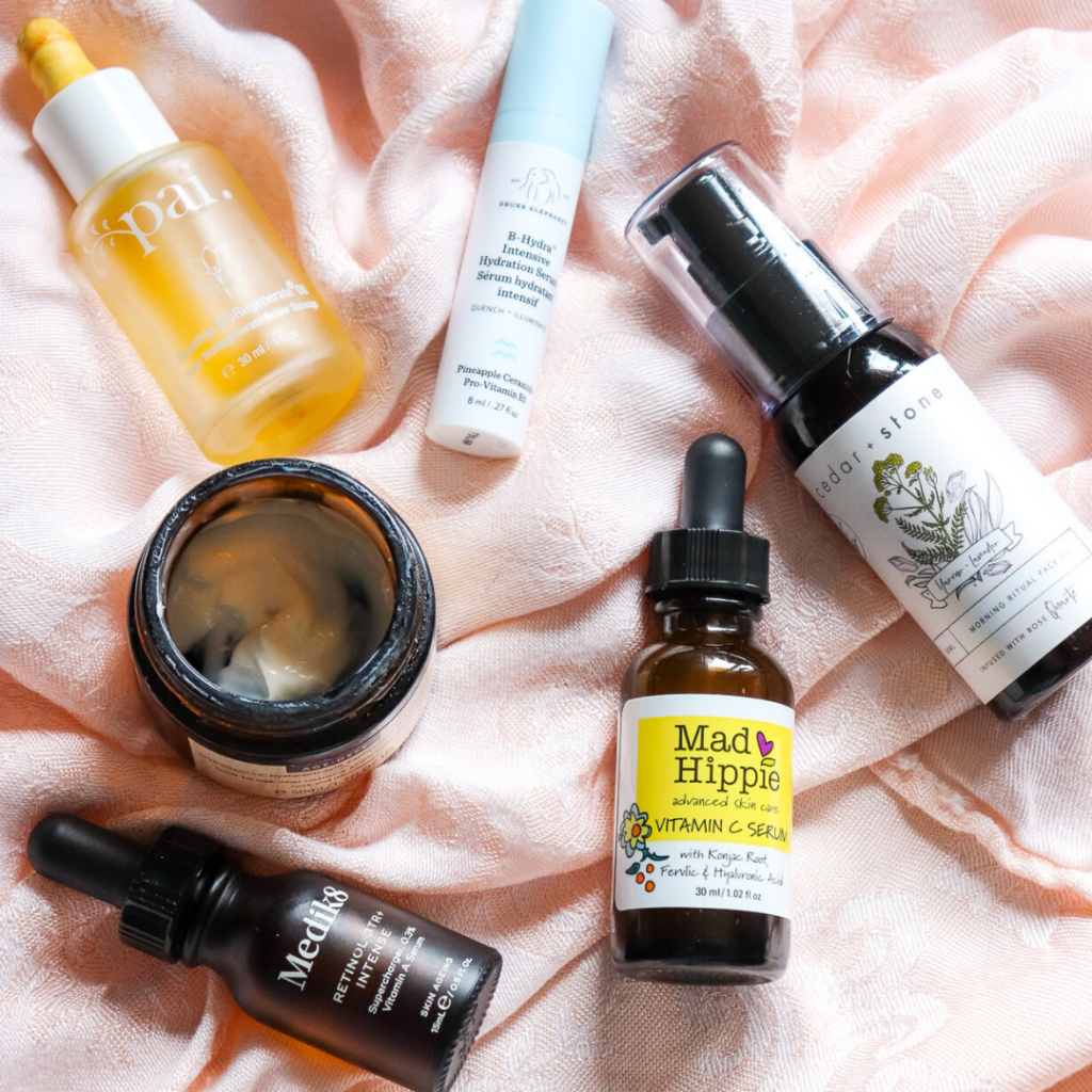 skincare vitamins