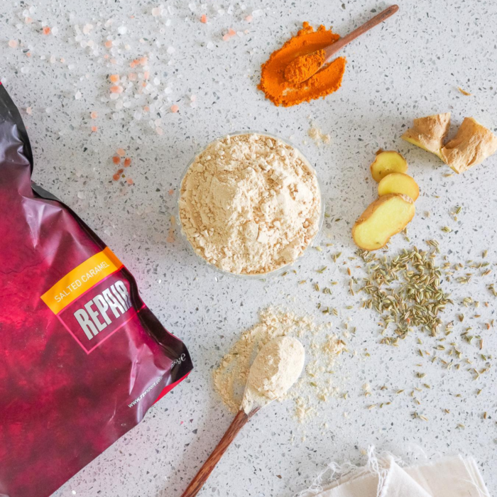THE BEST VEGAN PROTEIN POWDERS THAT WON'T UPSET YOUR GUT