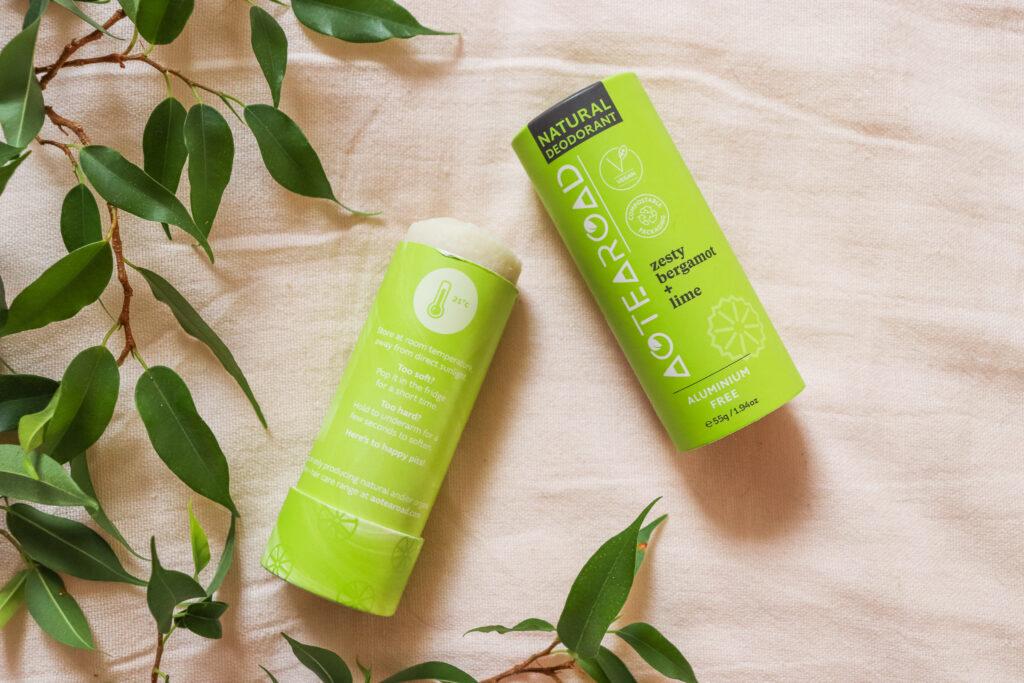 Aotearoad natural deodorant
