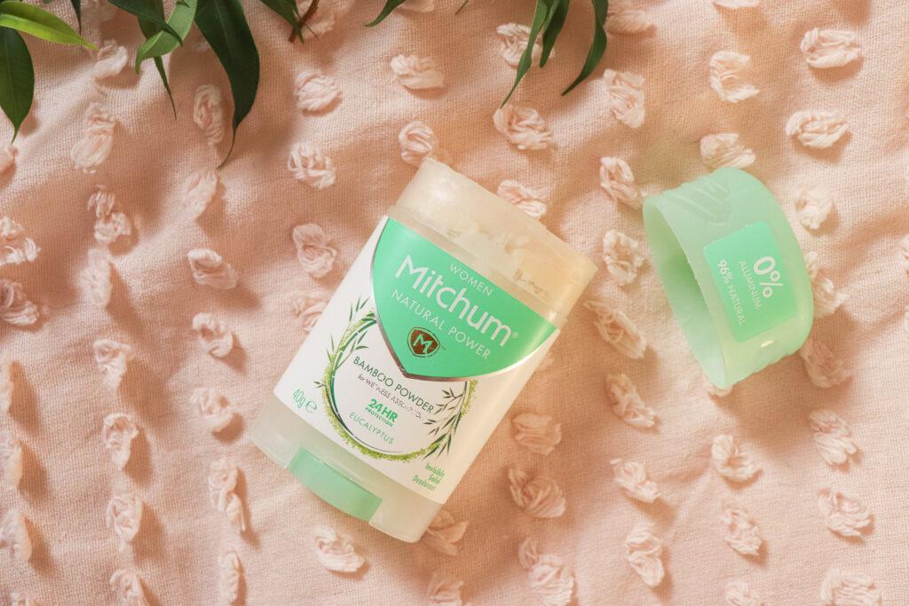 Mitchum natural deodorant