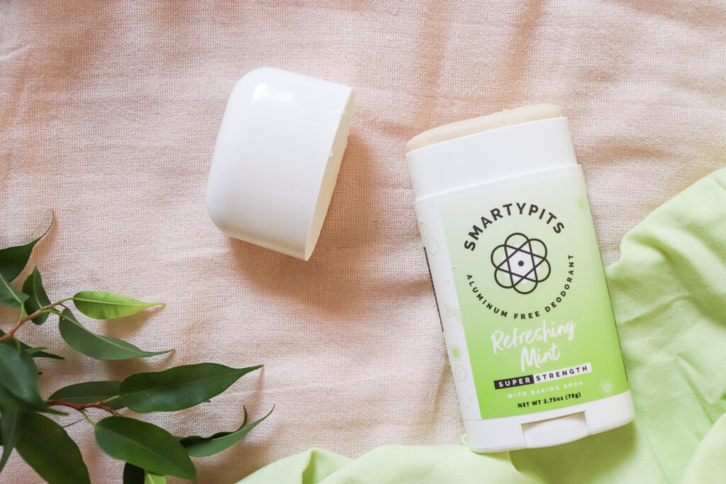 Smarty Pits natural deodorant