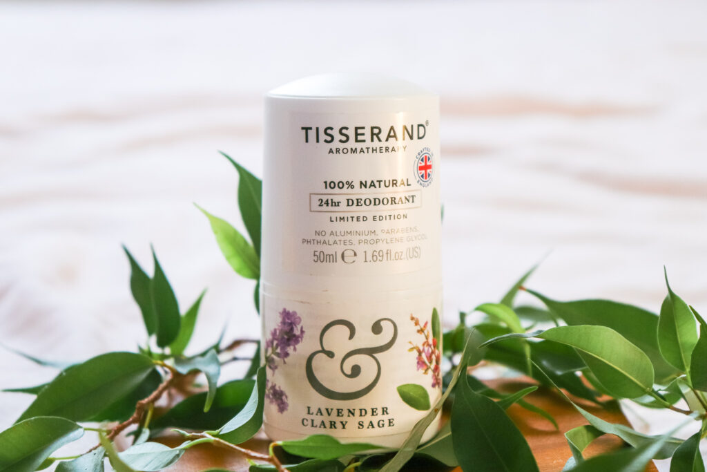 Tisserand natural deodorant