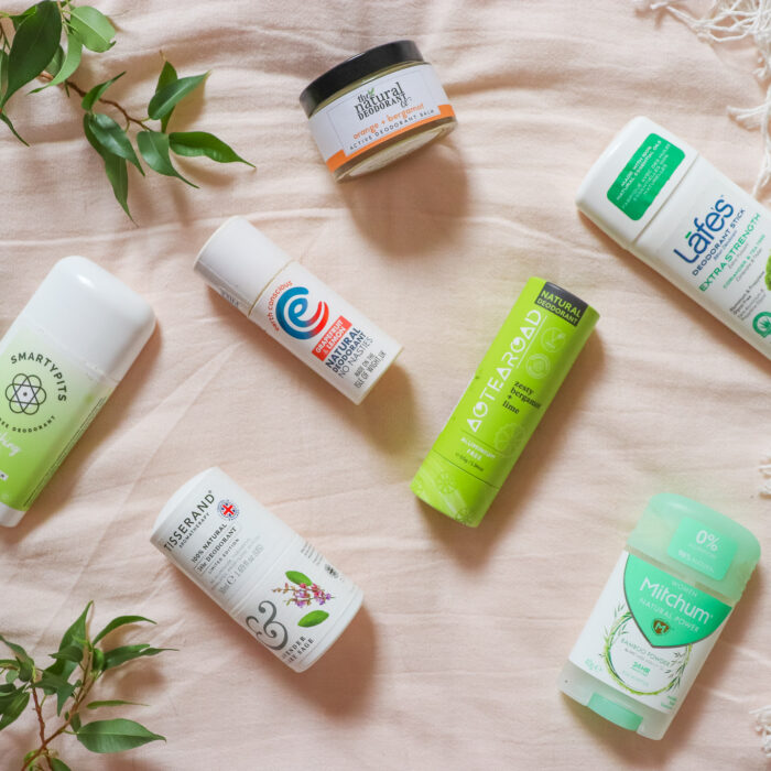 I Put 8 Natural Deodorants To The Test