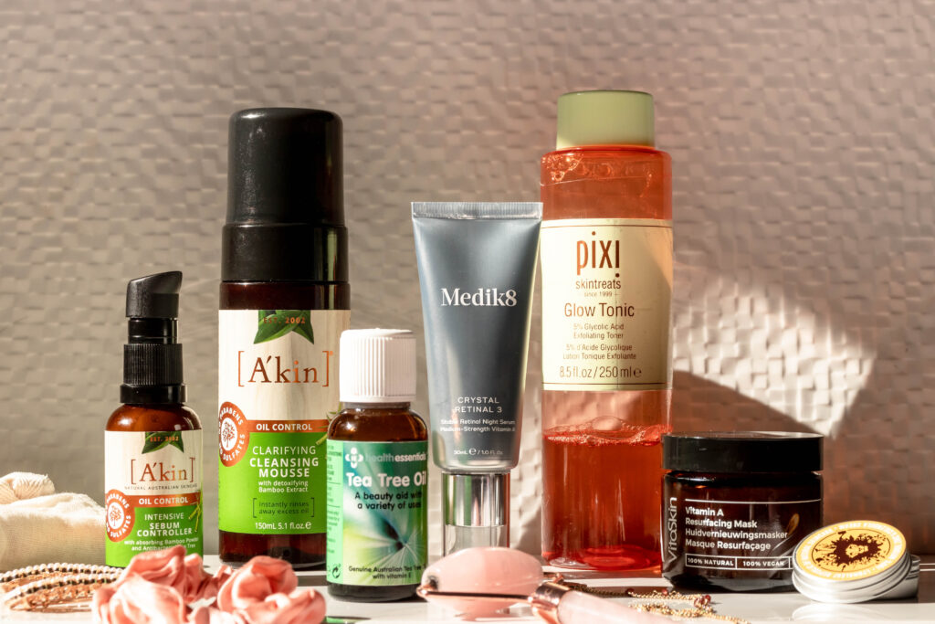Best skincare ingredients to treat acne
